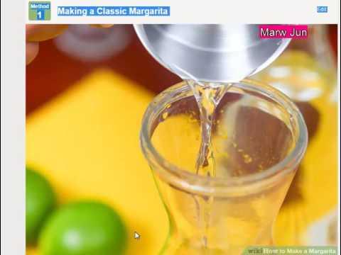Make a Margarita