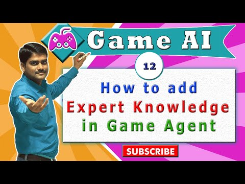 AI ( Game AI ) tutorial 12 - Implementing Expert Knowledge