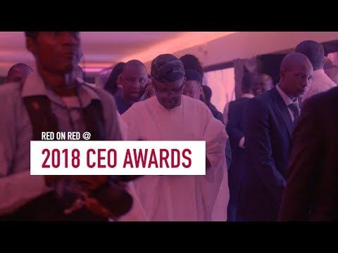 RED ON RED / UBA CEO AWARDS 2018