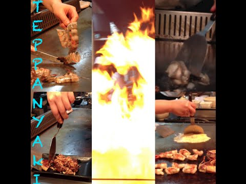 Japanese Teppanyaki in Hong Kong