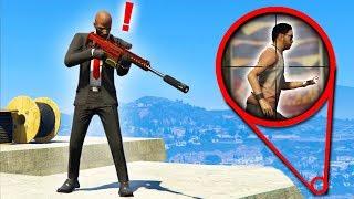 PLAYING AS HITMAN ONLINE! *INSANE!* | GTA 5 THUG LIFE #173