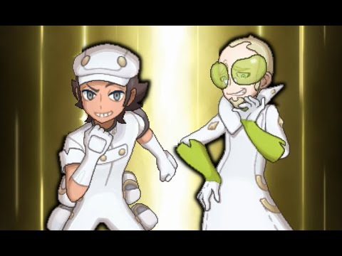 Pokemon Sun & Moon - Infiltrating the Aether Foundation