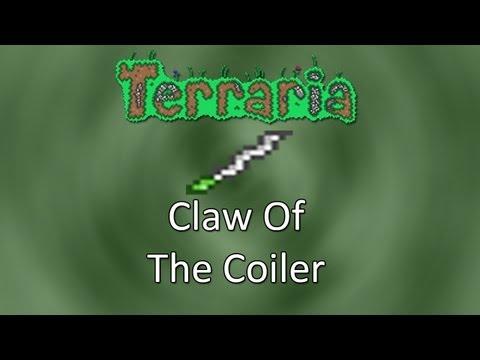 Terraria: Reborn Mod — Claw Of The Coiler!