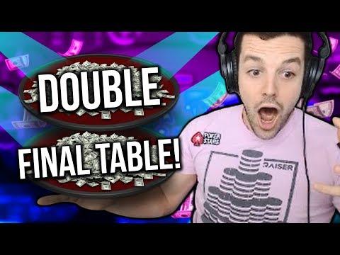 DOUBLE FINAL TABLES ($44 PSKO & $11 3k)
