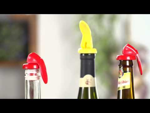 Airtight bottle stopper PRESTO