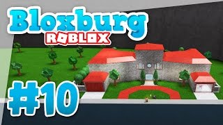 Building A Mini Town Roblox Welcome To Bloxburg 1 - Bloxburg 9 Third Floor Mansion Roblox Welcome To