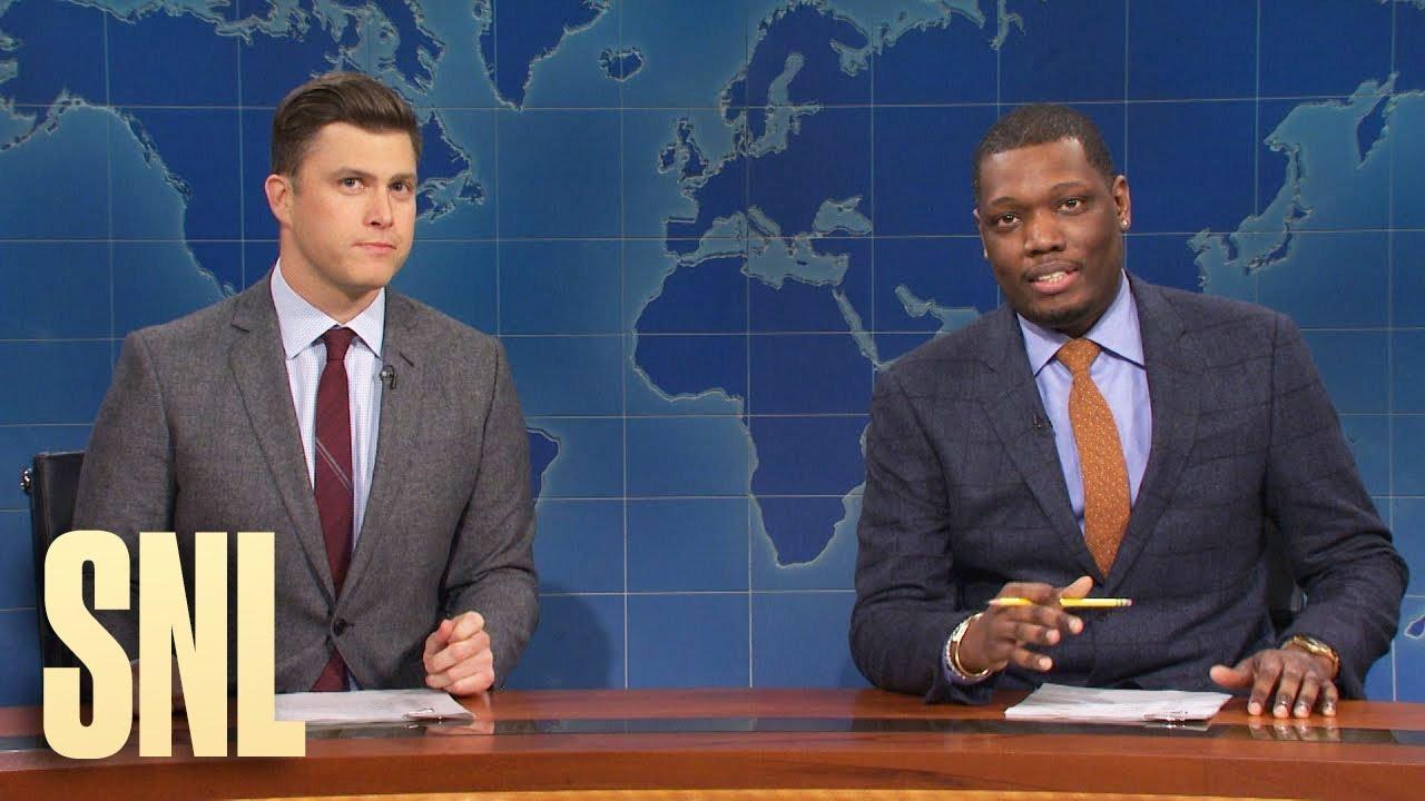 Weekend Update: Christmas Joke Swap 2019 - SNL
