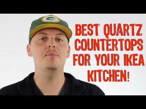 IKEA Quartz Countertops | Find The Best Quartz Countertops For Your IKEA Kitchen