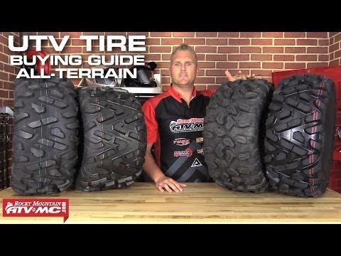 Best UTV All Terrain Tires   2015