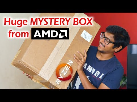 Another MYSTERY BOX from AMD !!