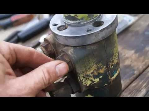 How to rebuild your Hydraulic Steering pump