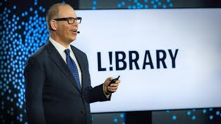How to design a library that makes kids want to read |  Michael Bierut