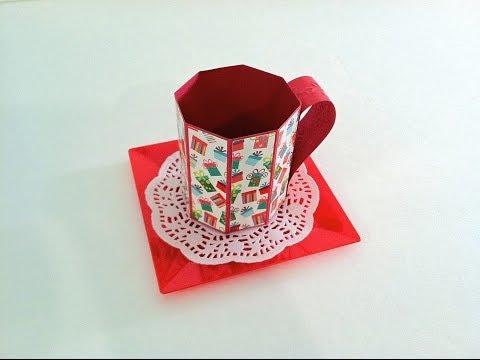Paper Treat Mugs