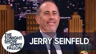 Download Jerry Seinfeld Shames Every Older Man for Wearing Jeans Video