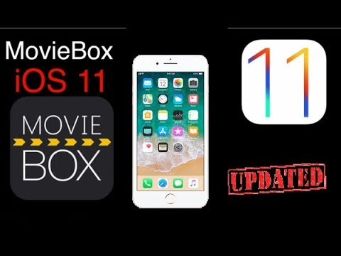 How To Download Movie Box IOS 11 No Jailbreak UPDATED!!!