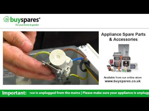 How to Replace a Mains Filter in a Tumble Dryer (Beko)