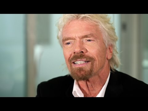 Richard Branson — Entrepreneurs Need To Fill Political Gap