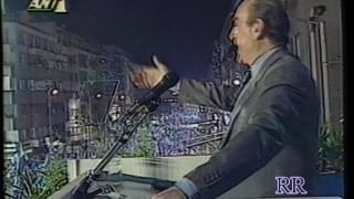 06/04/1990 Προεκλογική ομιλία Κ.Μητσοτάκη στην Αθήνα & δηλώσεις