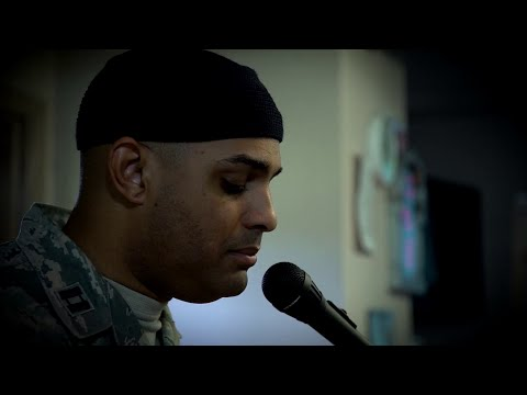 U.S. Air Force: Imam Lantigua, Muslim Chaplain