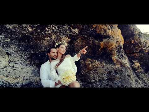 Beach wedding Bali. Wedding on the beach in Bali
