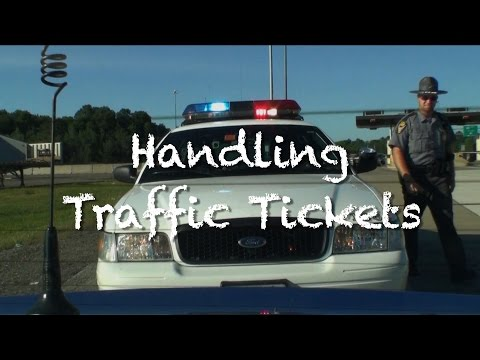 How To Handle Traffic Tickets, Best Cop Moments - Part 9