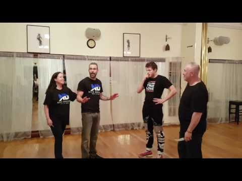 2 ON 1 WITH YOUR GIRLFRIEND- NYC SELF DEFENSE SEMINAR [PART 4]