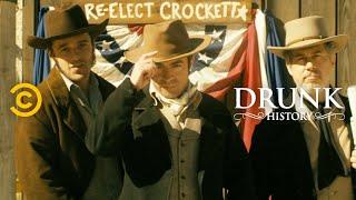 Remembering the Alamo (feat. Jake Johnson) - Drunk History