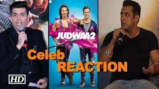 Salman Khan, Karan Johar REACT on