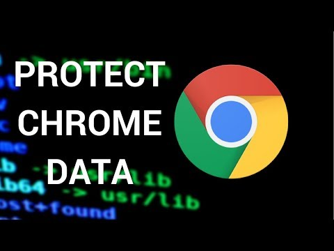 How To Protect Chrome Passwords & Delete Synced Data From Server