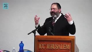 #x202b;שמחה כאתגר - הרב יוסף יצחק ג
