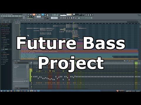 FL Studio Future Bass (Clip)