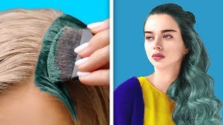 22 FANTASTIC HAIR TRICKS FOR EVERY SITUATION