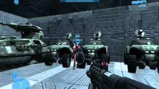 Halo: Reach forge map: Forgotten hopes