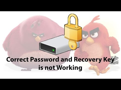 Solved: Bitlocker Won't Unlock With Correct Password and Recovery Key After Reinstalling Windows