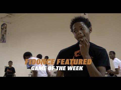 FIDONCE Featured Game of the Week   10-15-17