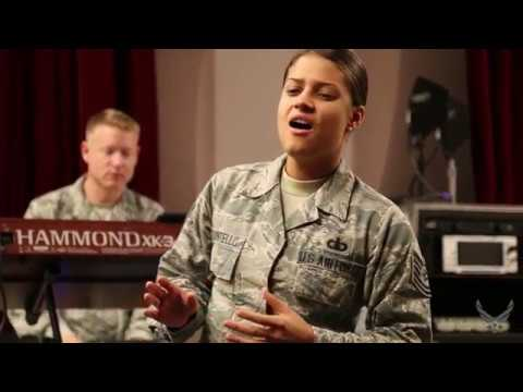 Don't You Worry 'bout a Thing: The USAF Band