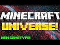 Make your own PLANET! [Minecraft: New Gametype!]