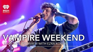 Download Vampire Weekend's Ezra Koenig Talks 'Father Of The Bride,' And More! | Exclusive Interview Video