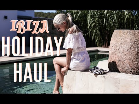IBIZA HAUL // Topshop, ASOS, River Island HAUL & TRY ON   |  Fashion Mumblr