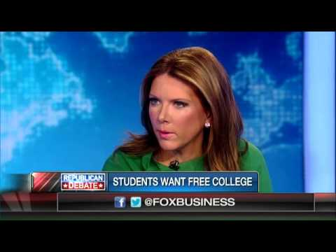 Students want free tuition