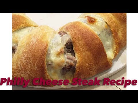 Philly Cheese Steak Recipe: Easy to follow, even easier to enjoy!