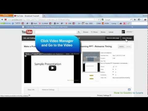 5 Youtube SEO Tips - How to Get Your Youtube Videos on the First Page of Google