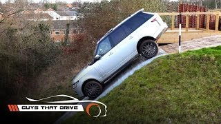 Range Rover SV Autobiography V8 | A Supercharged Adventure Weekend  | GTD Road Trips