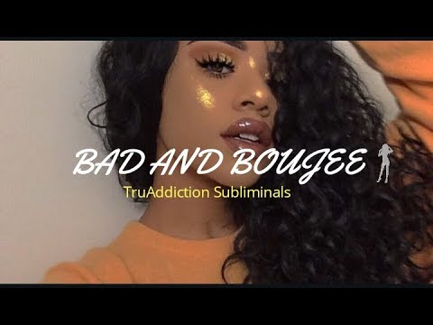 Become BAD & BOUJEE 👠💄💅 (Subliminal Messages)~TruAddictionsubliminals💋