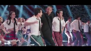 Download Will Smith dancing on 'Radha' song from Student Of The Year🔥🔥 (Will Smith's bucket list) Video
