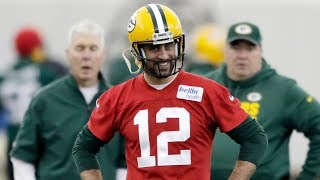 Can Aaron Rodgers Save the Packers?   Stadium