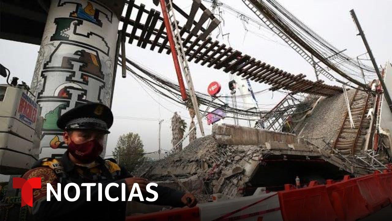 EN VIVO: La Ciudad de México anuncia indemnizaciones para familiares de víctimas del metro
