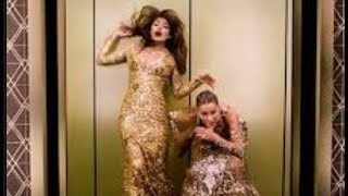 OMG ! Priyanka Chopra Caught Doing This With Sofia In The Lift