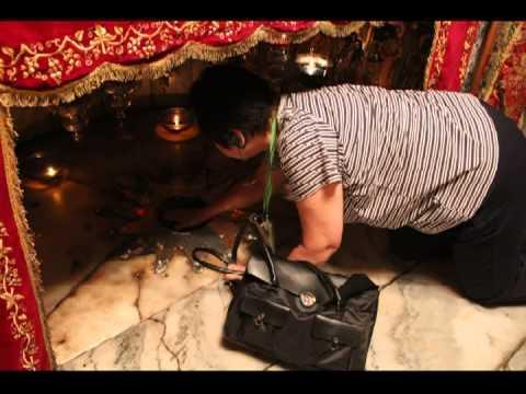 CFC-FFL Holy Land Pilgrimage and Retreat 2012