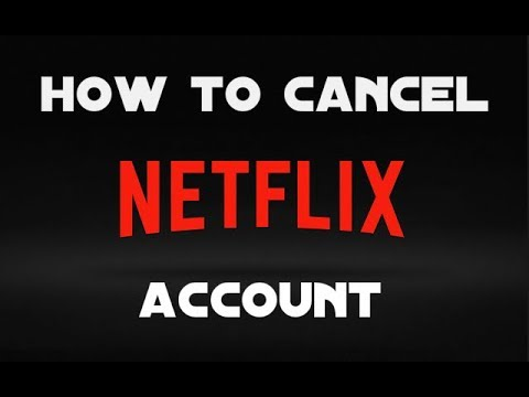 How To Cancel Netflix Account- through iTunes